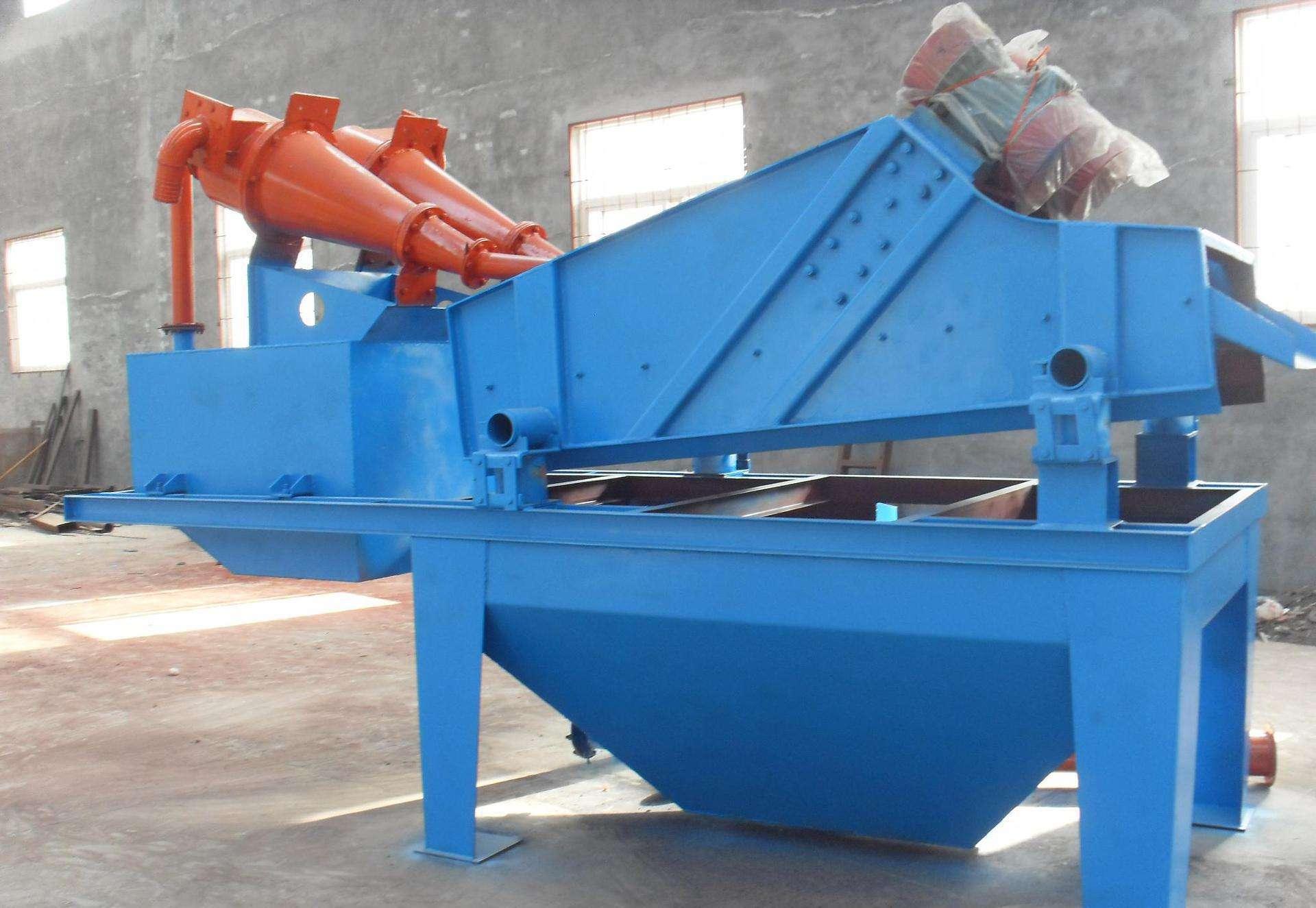 潍坊品牌好的细沙回收机哪家买 海南细沙回收机设备