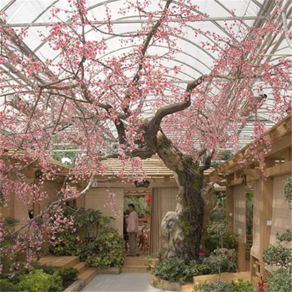 西安仿真桃花树定做