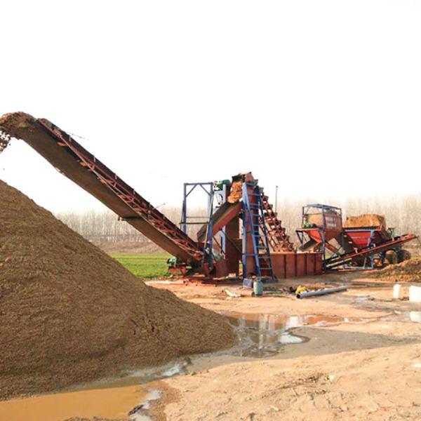「山东细沙回收机订做」熟练掌握细砂收回机正确使用方法及环保型能解决哪些问题