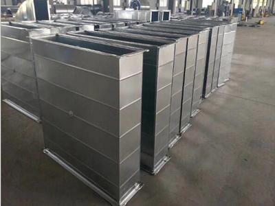 镀锌板风管加工应注意的几大问题及和镀锌钢板的区别