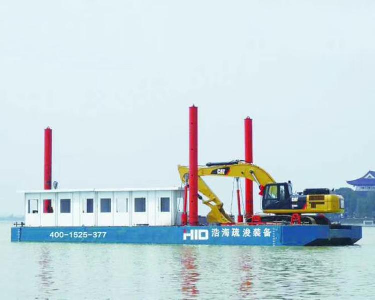 广东绞吸式挖沙船