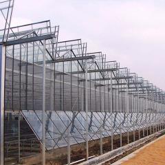 智能温室施工