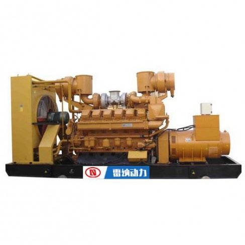 济柴燃气机组