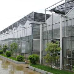 智能连栋温室案例