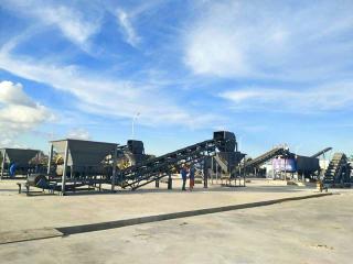 广州湛江HID海砂淡化设备