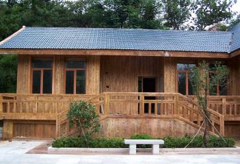 西安仿木屋价格