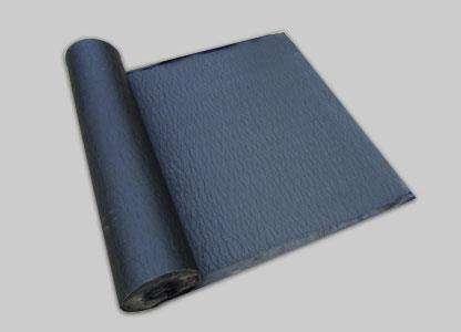 自粘橡胶沥青防水卷材选用要点