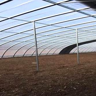 两面坡温室