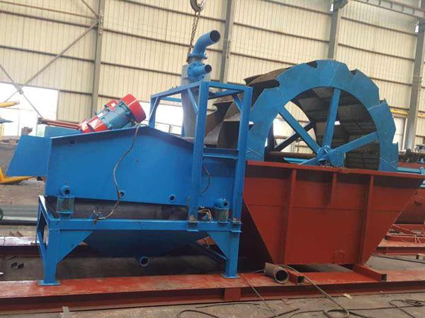 青州机制砂生产线设备