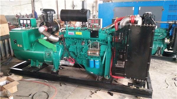 云南120KW发电机组冷启动电流定义及在使用中必须注意事项