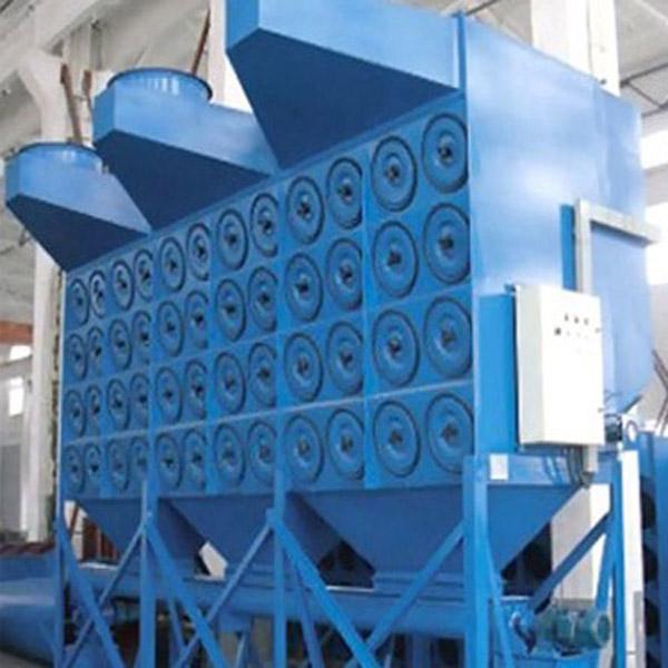 临朐脉冲褶式滤筒除尘器——供应山东脉冲褶式滤筒除尘器质量保证