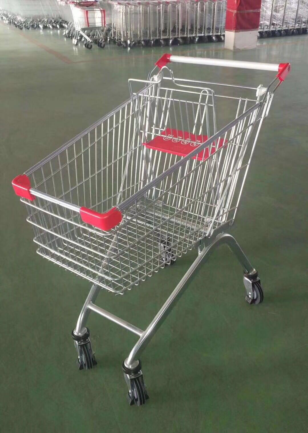 质量好的超市附件推荐 货运手推车价格