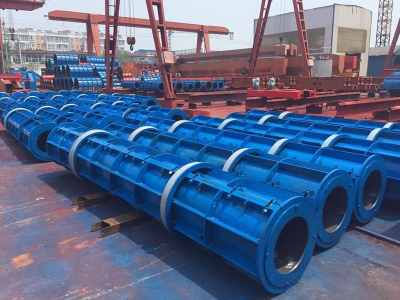 贵州省水泥制管机