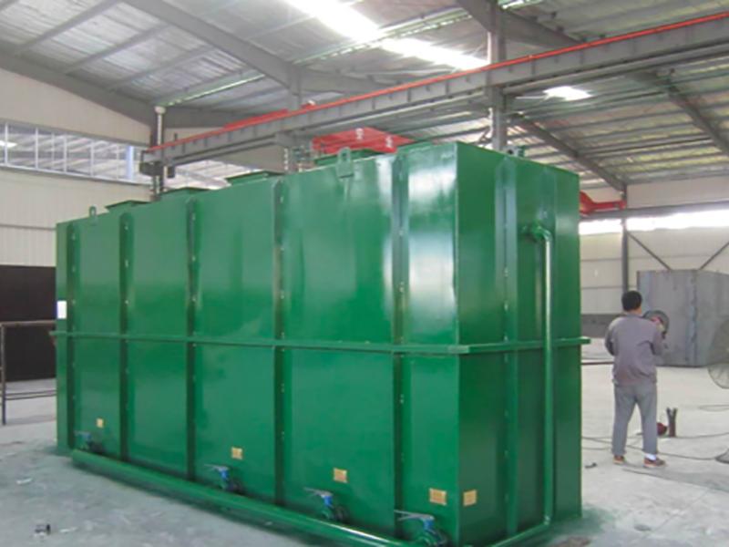山东农村污水处理设备生产商