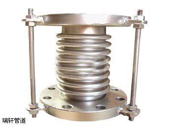 轴向型内压式波纹补偿器(TNY)