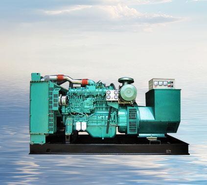 玉柴150KW发电机组