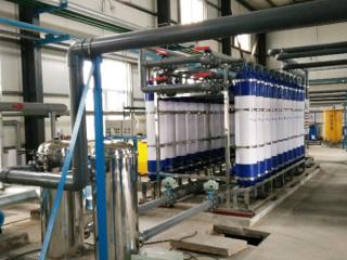 天津高纯水设备工程案例