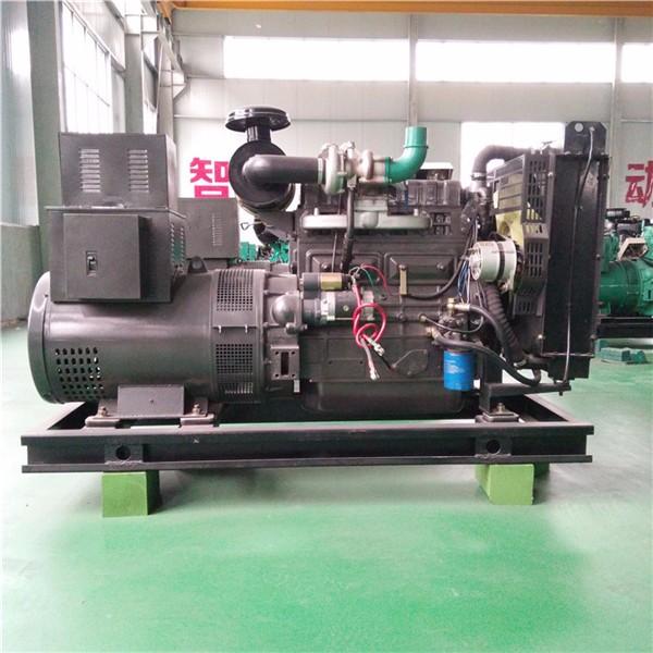 黑龙江350KW发电机组的工作原理及可选配置有哪些