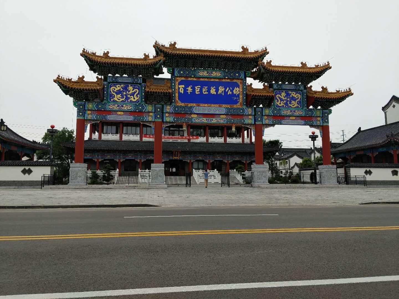 供应山东造型优美的古建筑牌坊-青岛古建筑牌坊
