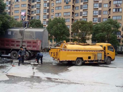 蒲城清理化粪池公司