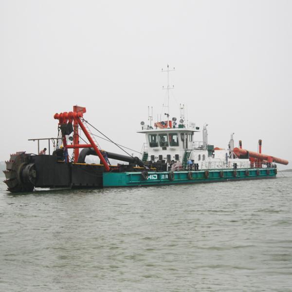 福建清淤船