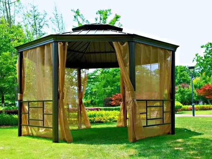 乌海遮阳伞厂:各种类型的遮阳棚有什么特点