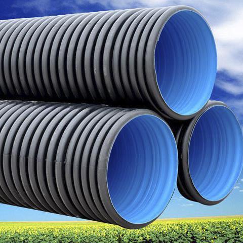 钢丝网骨塑料复合管厂:钢丝网骨架塑料复合管的特点