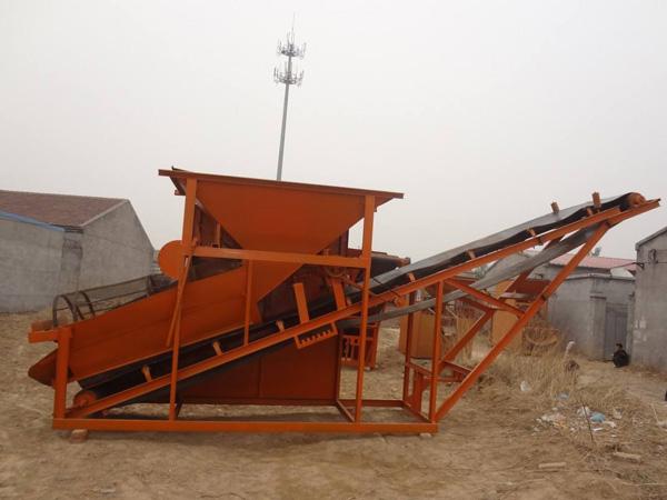 山东破碎水洗设备生产厂家