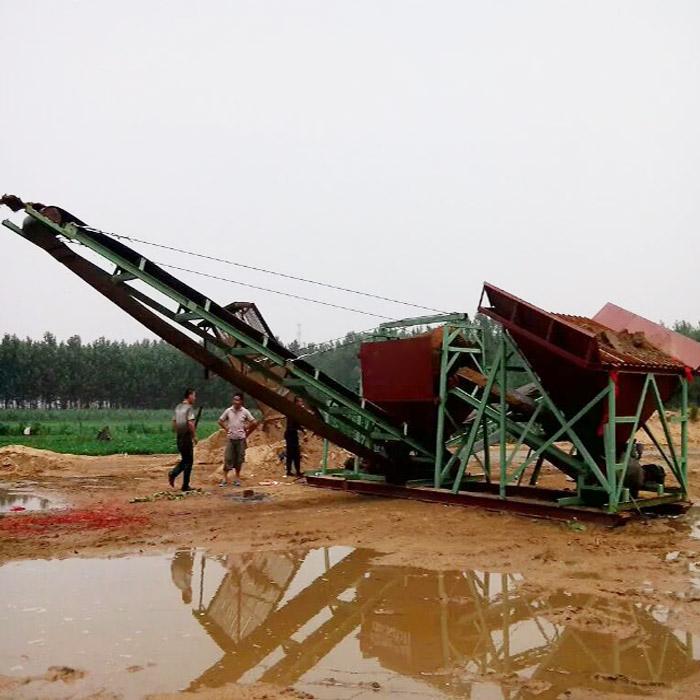 山东筛沙机械供应