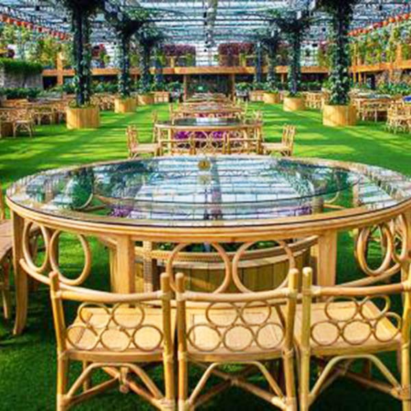 智能生态餐厅建造商分享如何打造一个好的生态餐厅