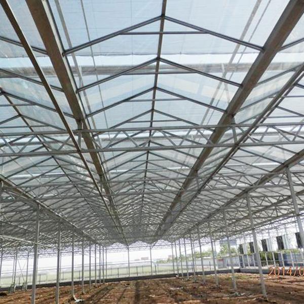 智能连栋温室建设