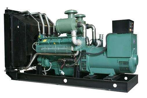 康明斯秸秆气发电机组