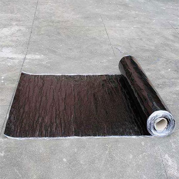 湿铺自粘防水卷材生产