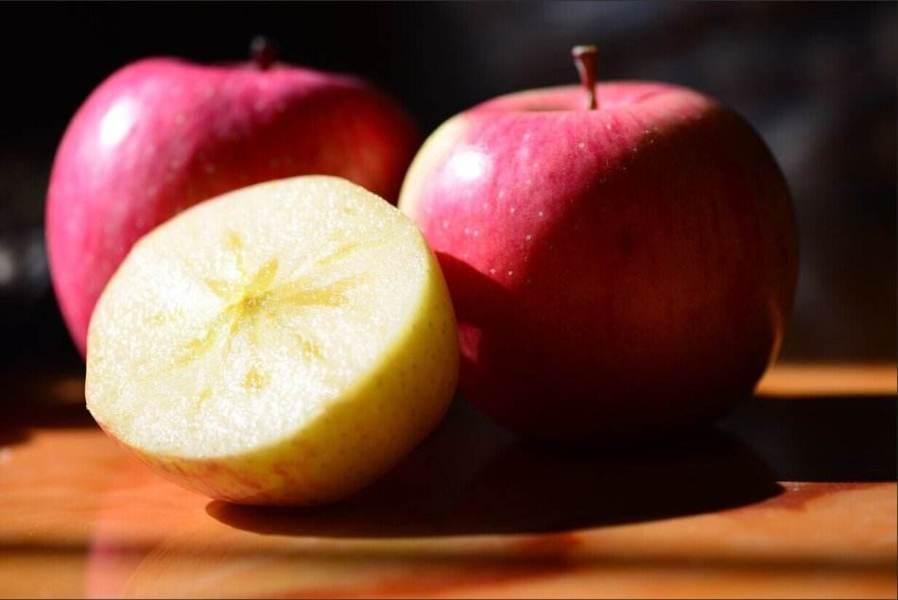 苹果糖木甜