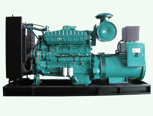 350KW康明斯发电机组