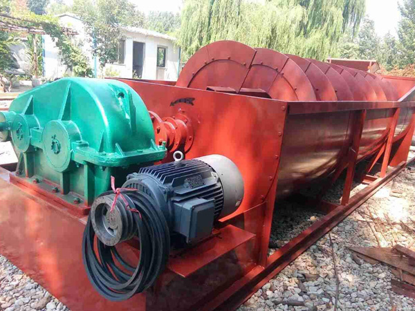 洗砂机械设备