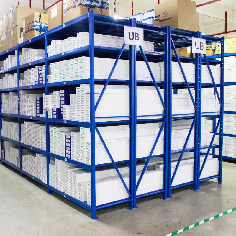 倉儲貨架就找聚豐貨架-焦作倉儲貨架