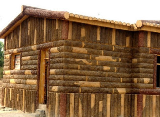 西安仿木屋