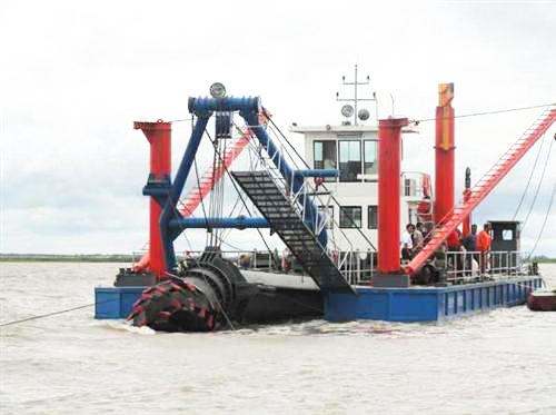 浙江保洁船