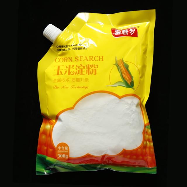 袋装玉米淀粉