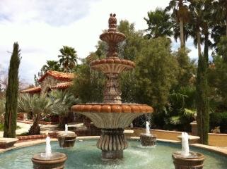 西安水喷泉