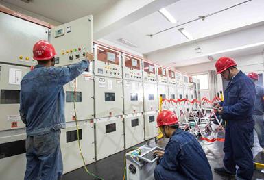 河南电力承装承修单位