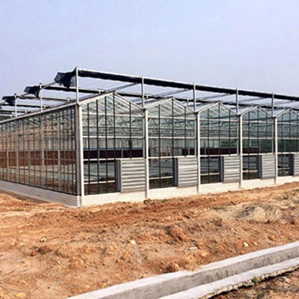 玻璃温室造价