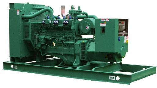 【燃气发电机价格】燃气发电机组的工作原理是什么 燃气发电机组和柴油发电机组的区别