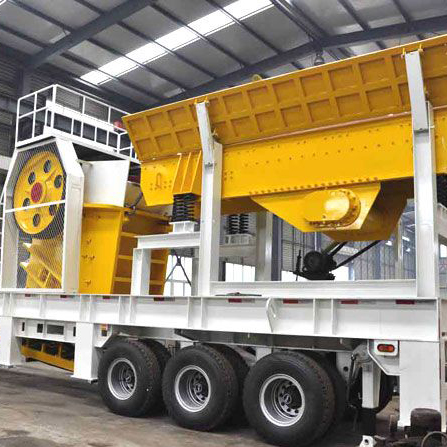 專業的移動破碎設備推薦-上海移動破碎設備加工
