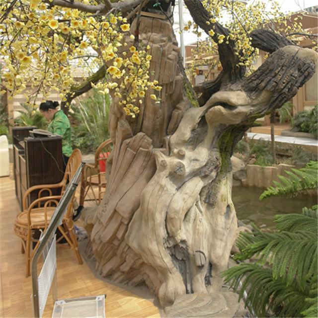 西安水泥树可用于哪些场所