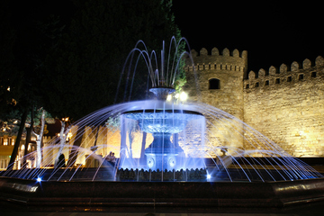西安冷光喷泉