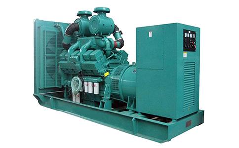 700kw康明斯发电机组