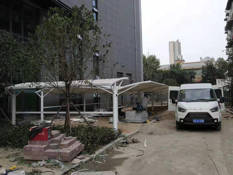 武汉停车棚公司
