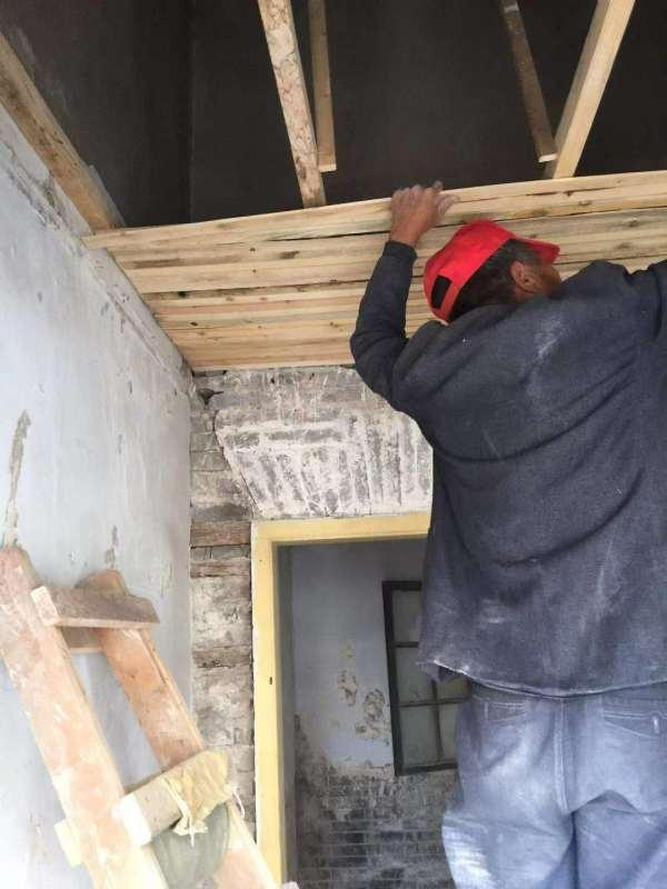 烟台仿古木结构工程